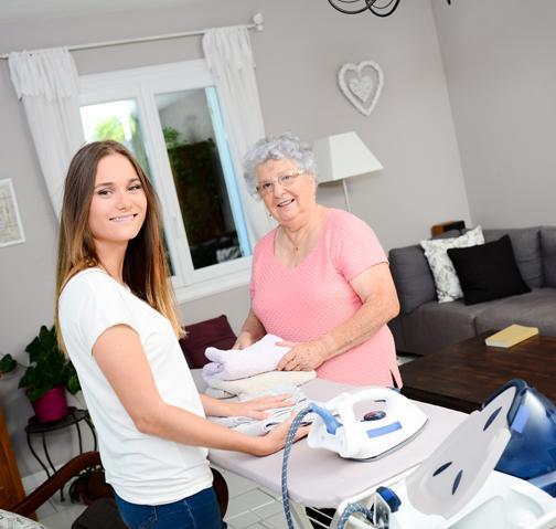 Aide-ménagère à domicile sur Bruxelles, Uccle, Ixelles...