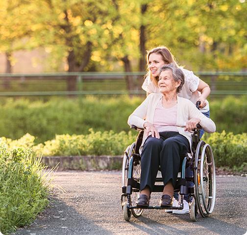 Garde de personnes handicapées à Bruxelles, Uccle, Nivelles...